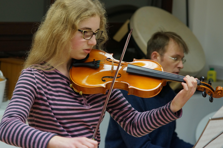Klassenkonzert TonARTe Musikschule