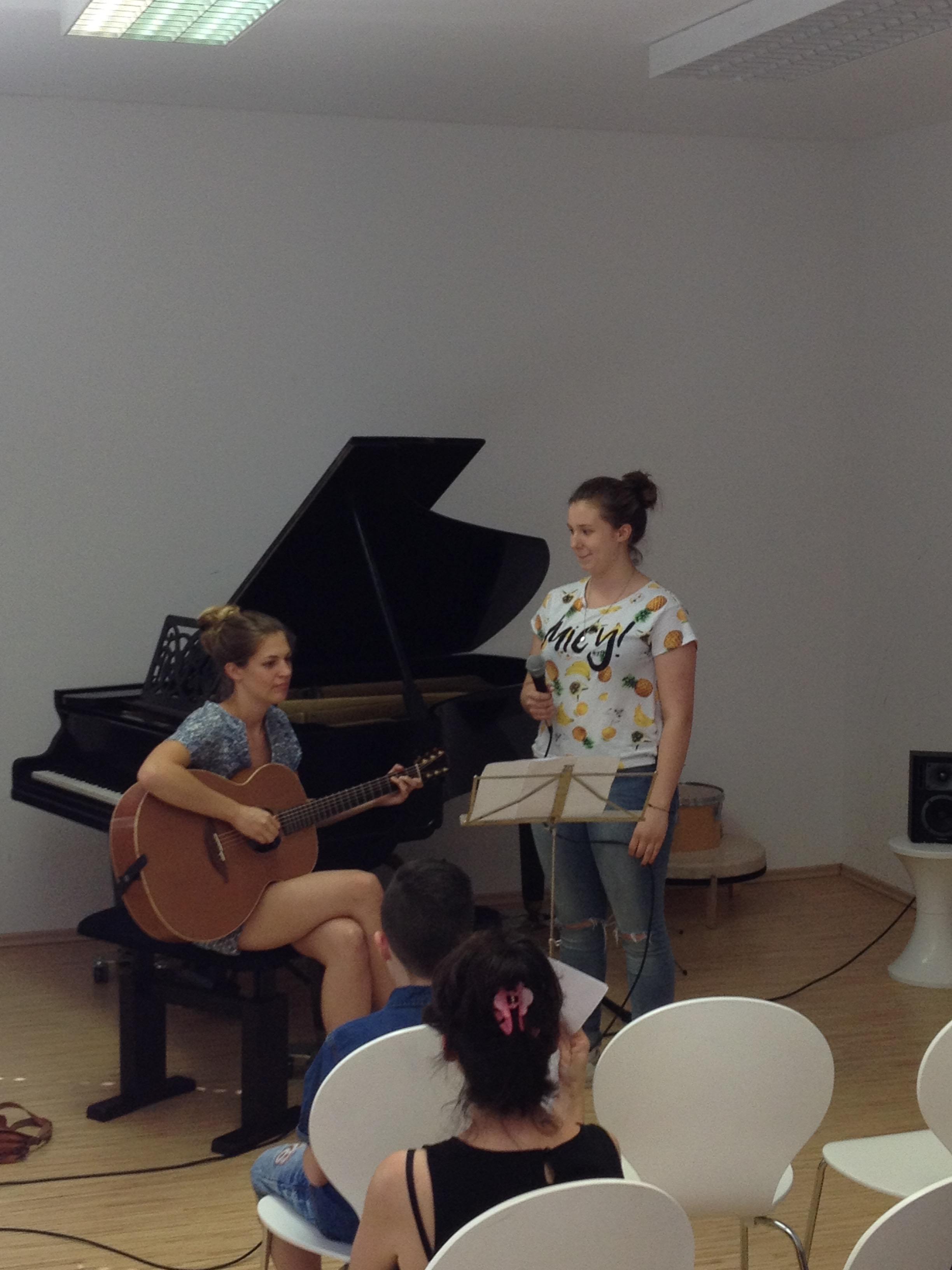 Sommerkonzert der Musikschule TonARTe