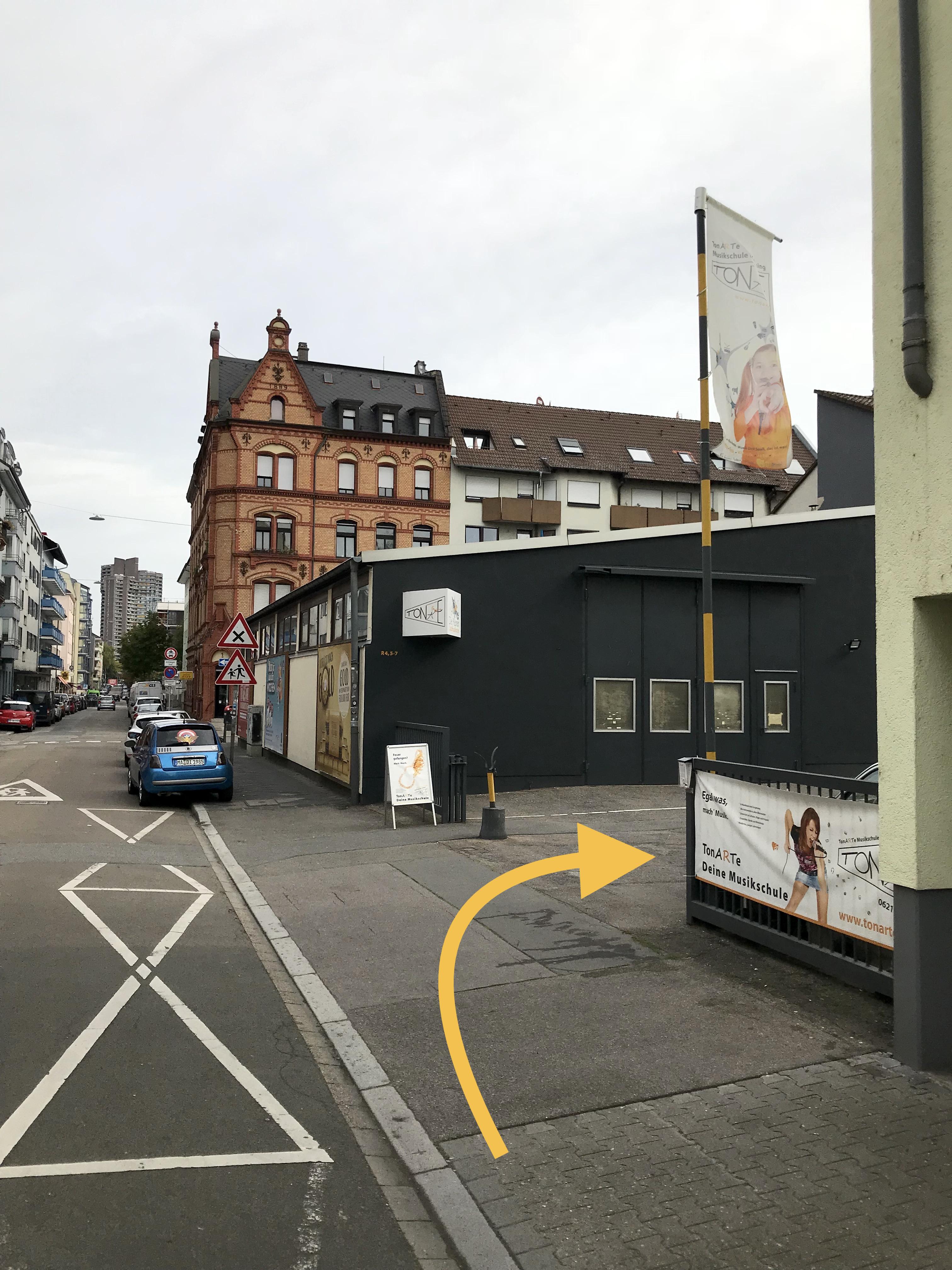 Anfahrt_TonARTe_Musikschule_Straßenansicht