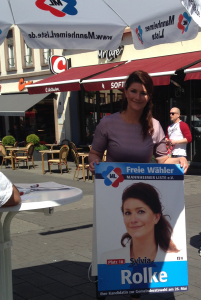 Kommunalwahlen Mannheim 2019, Mannheimer Liste,Rolke