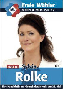 Ihre Kandidatin für die Mannheimer Liste #18 für die Freien Wähler
