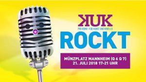 KuK rockt 2 - für Kind und Kunst e.V.