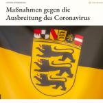Corona-Verordnung BW